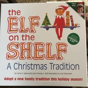 Other - Elf on the Shelf